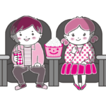 【過去仕事の紹介】「テーマで学ぶ韓国語(入門~初級)」イラスト